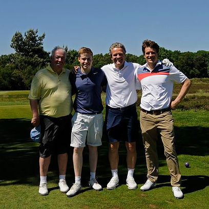 Bring guests or clients to IGC London golf society