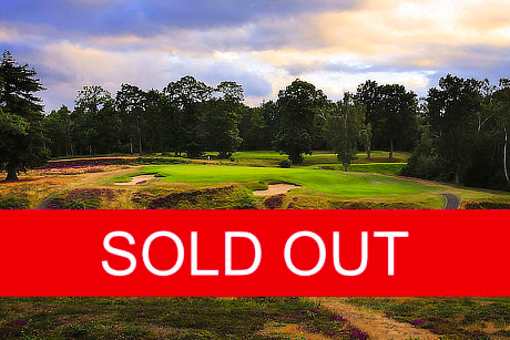 St Georges sold out