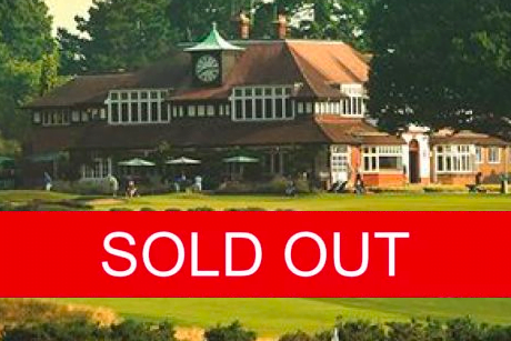 sunningdale sold out