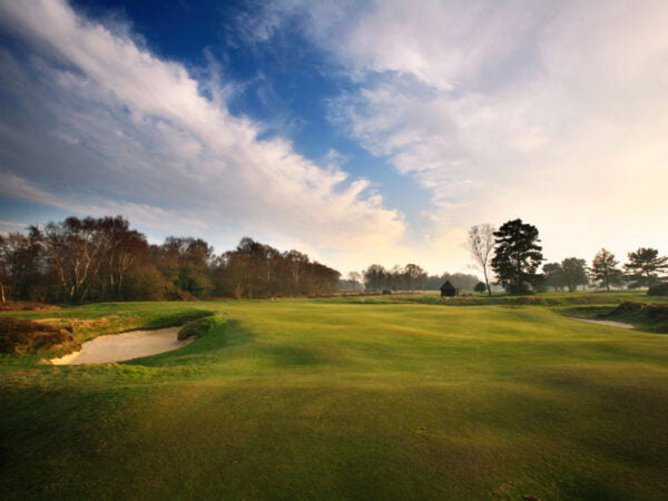Walton Heath Golf Day